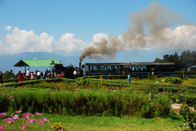 Honeymoon in Darjeeling
