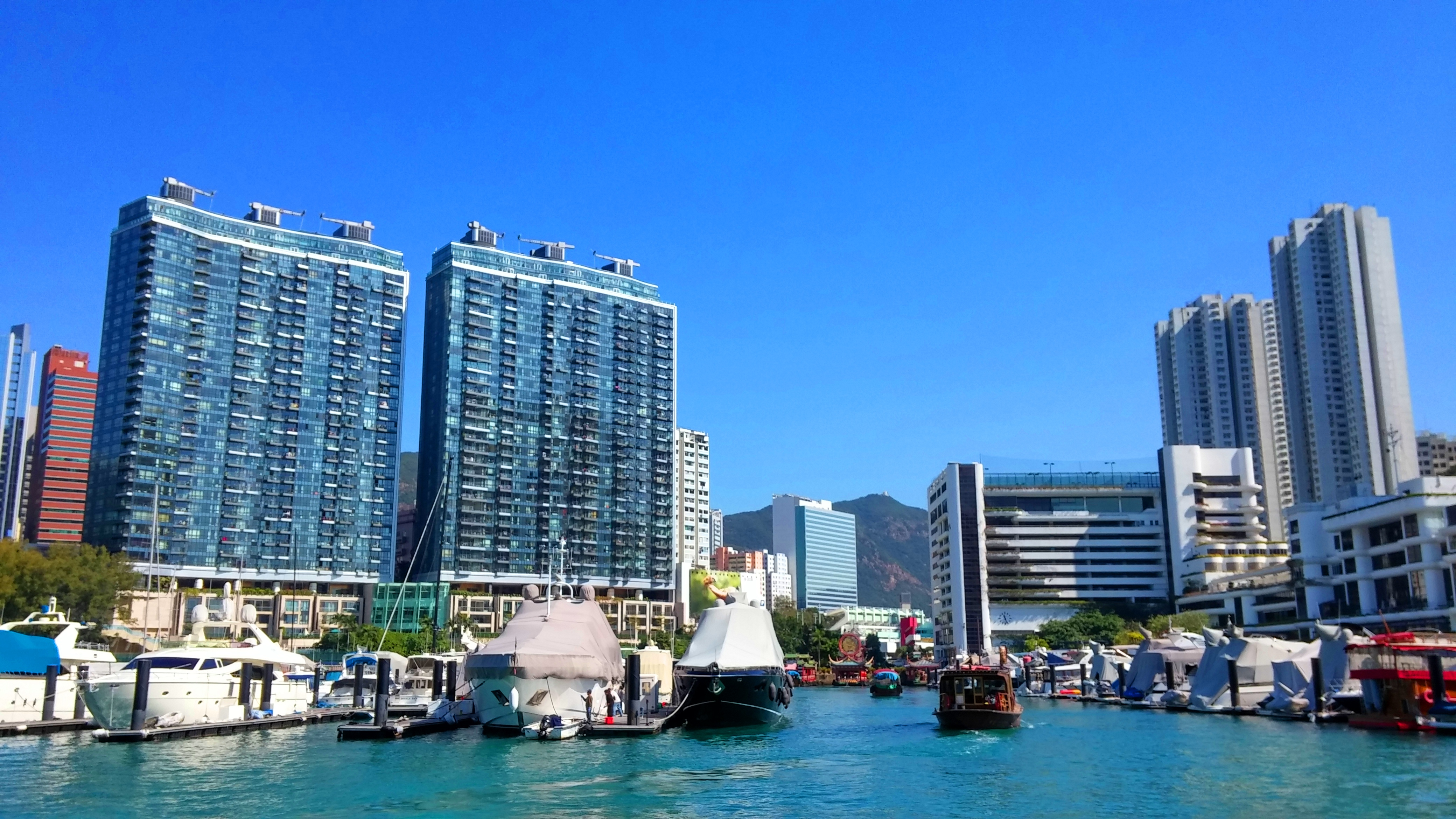 Private City & Repulse Bay Cruise