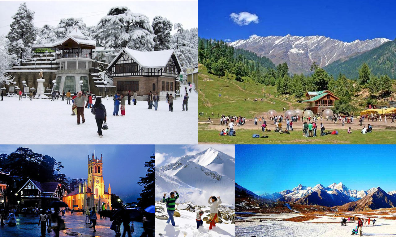 Book BestSelling Shimla Manali Tour Packages from Delhi