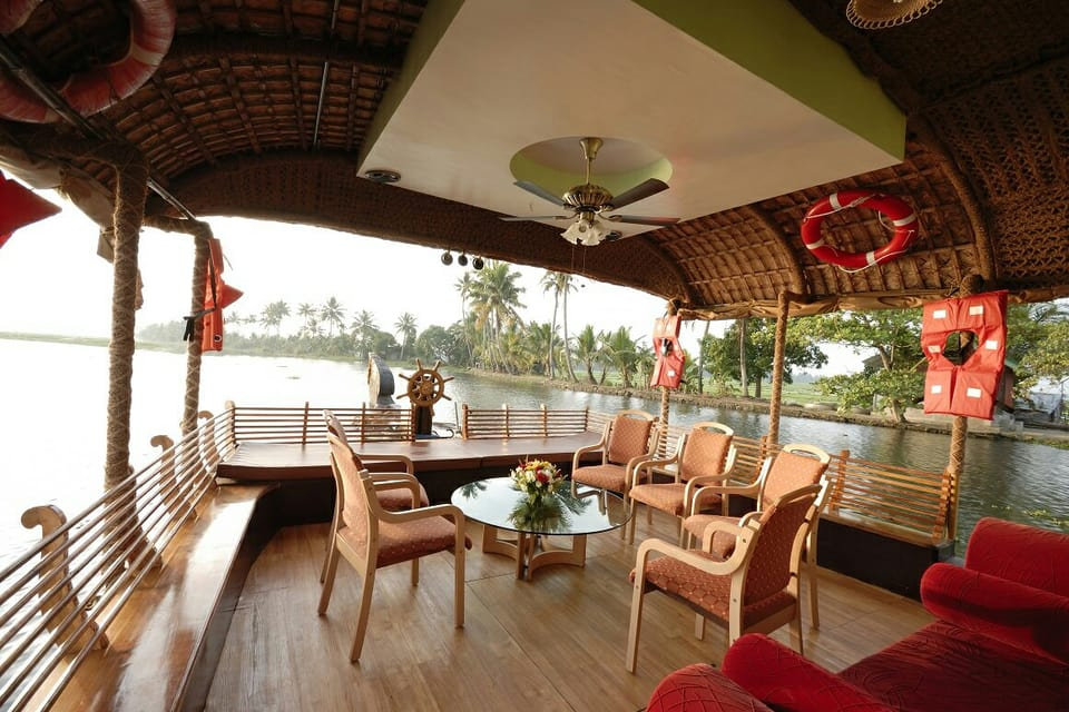 Coco Houseboats, Alleppey