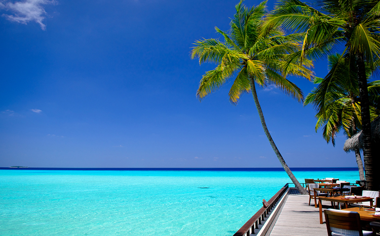 One & Only Reethi Rah resorts in maldives