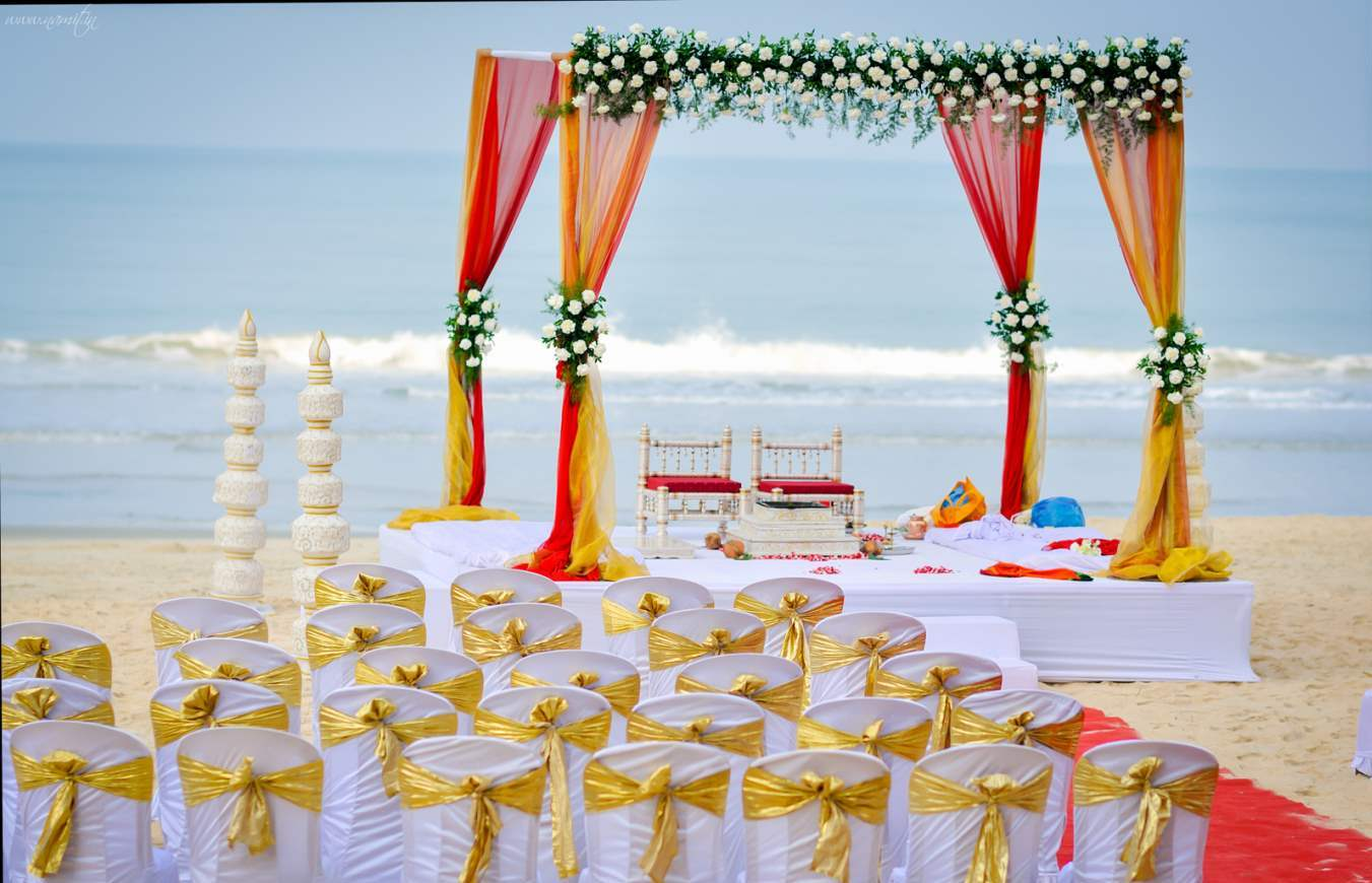 Top 10 Luxury Wedding Destinations in India