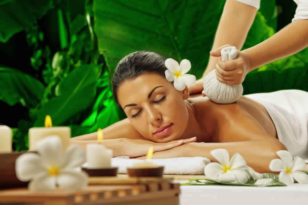 Pamper Yourself At Spa