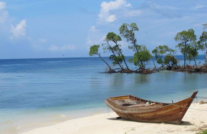 Andamans and Nicobar Islands