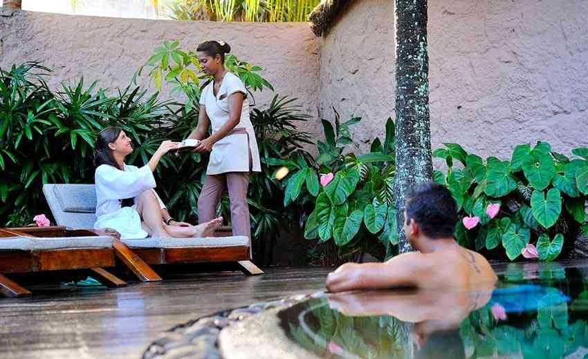 Rejuvenate Together On A Spa Date