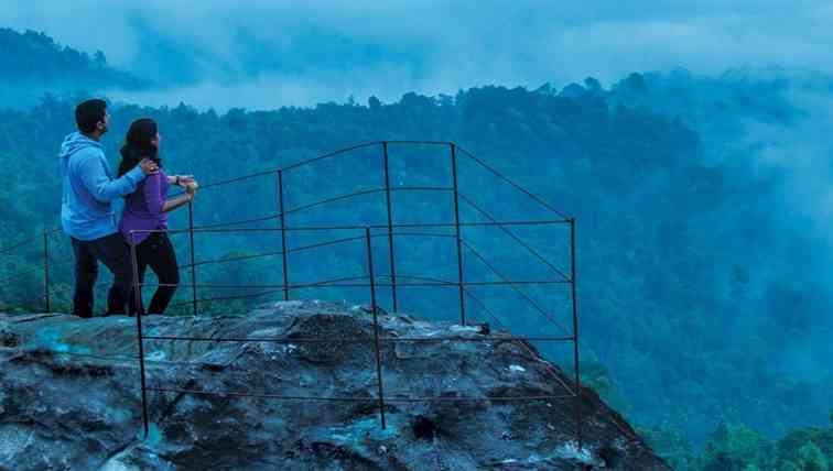Wayanad - romantic destinations in India are just waiting to be discovered with your girlfriend