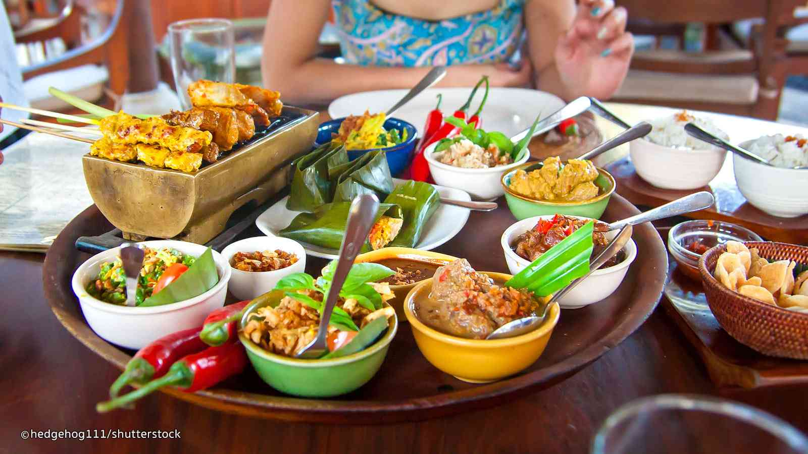 Food in bali