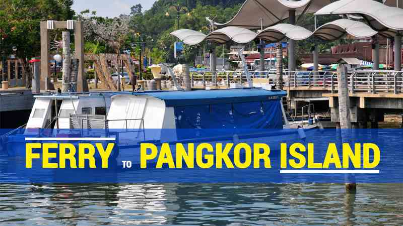 Go Pangkor Island Hopping malaysia - things to do in malaysia