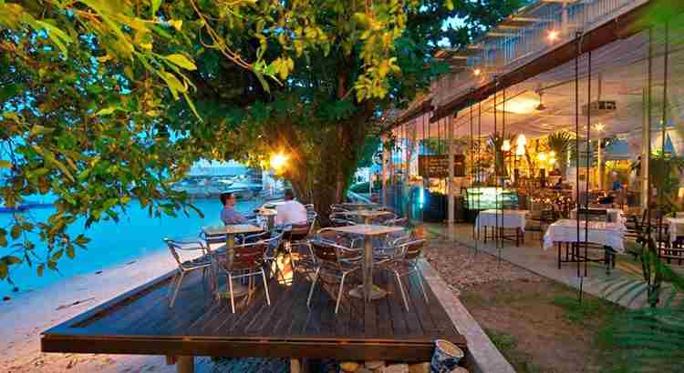 romantic dinners at the beach malaysia