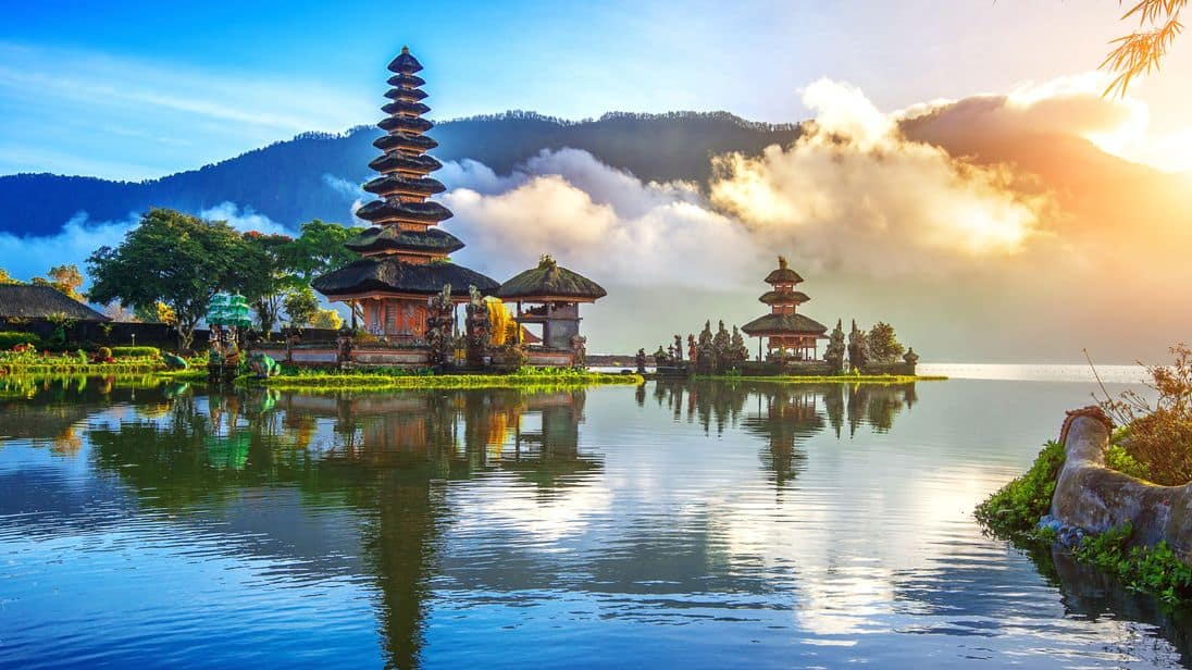 Bali - cheapest international destinations