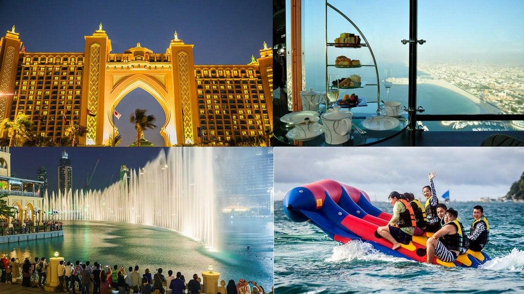 Dubai - best international destinations
