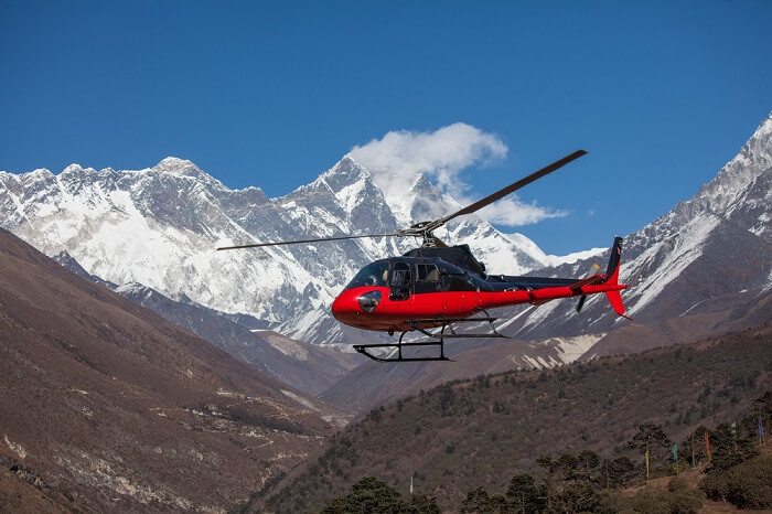 Manali Rohtang Helicopter Ride