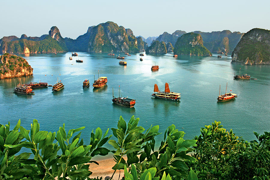 Vietnam - cheapest international destination