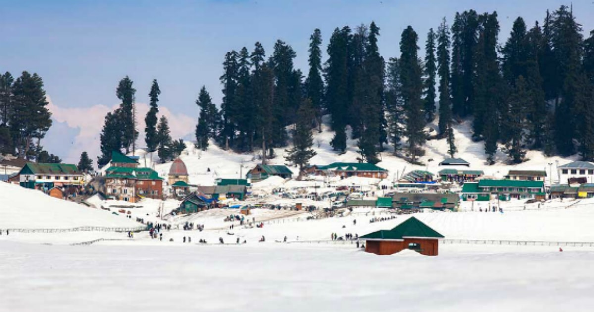 Srinagar - Places to visit in India for a Christmas Getaway