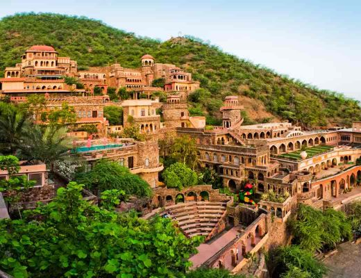 8 Resorts that are worth staying while visiting Neemrana