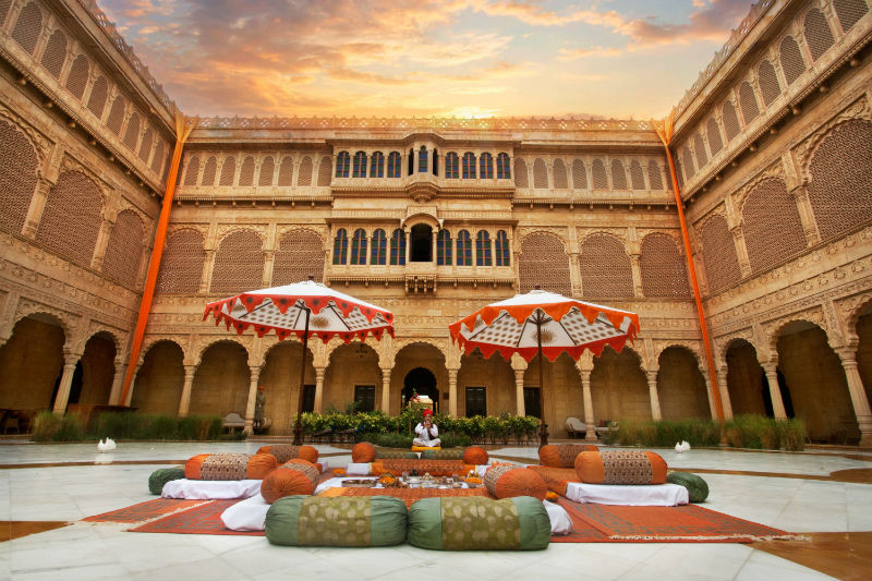 resorts in Jaisalmer