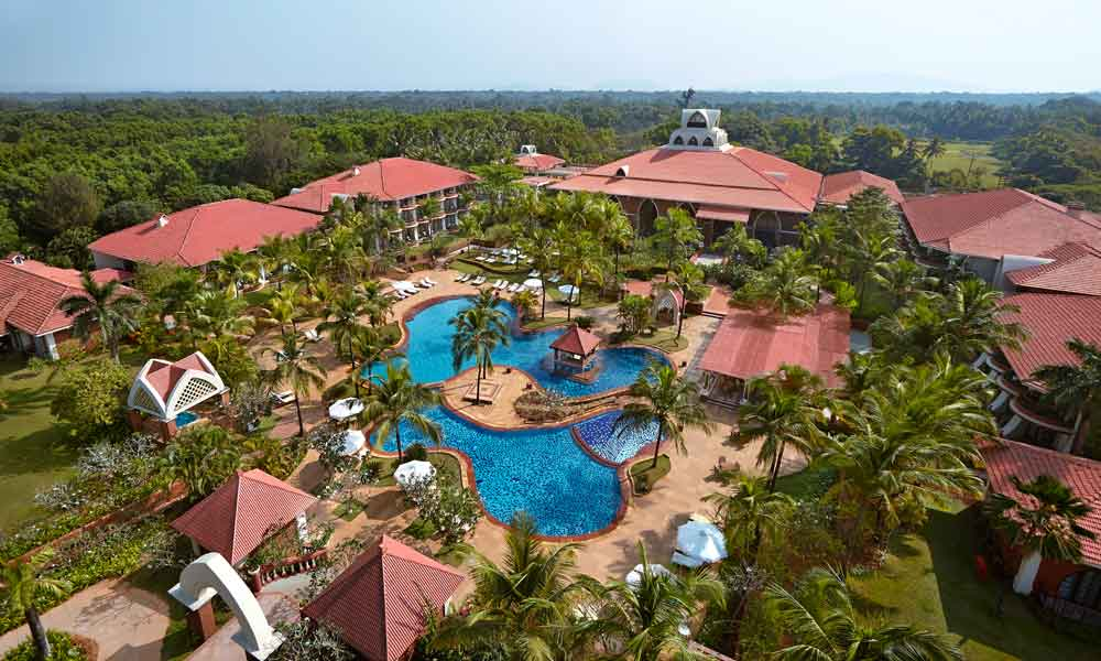 Caravela-Beach-Resort,-Goa