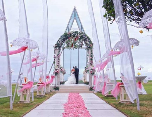 10 Impressive and Luxury Venues for Destination Wedding in Bali