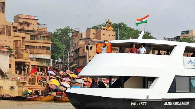 Varanasi-River-Cruise