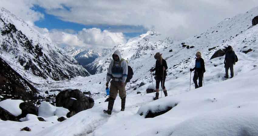 Green Lake Trek in Sikkim