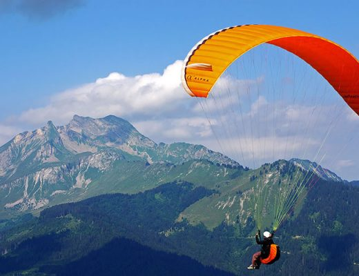 Everything to Know About Paragliding in Darjeeling