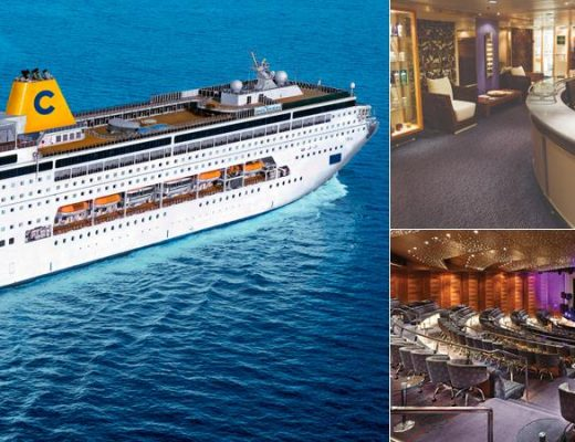 Mumbai To Maldives Luxury Cruise
