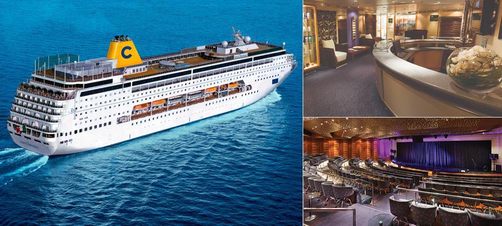 Mumbai To Maldives Luxury Cruise