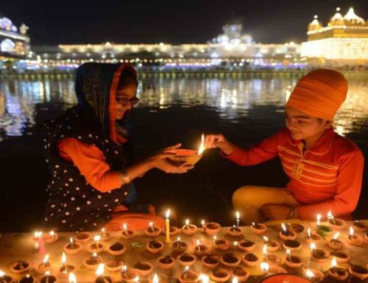 Top 10 Places to Visit This Diwali