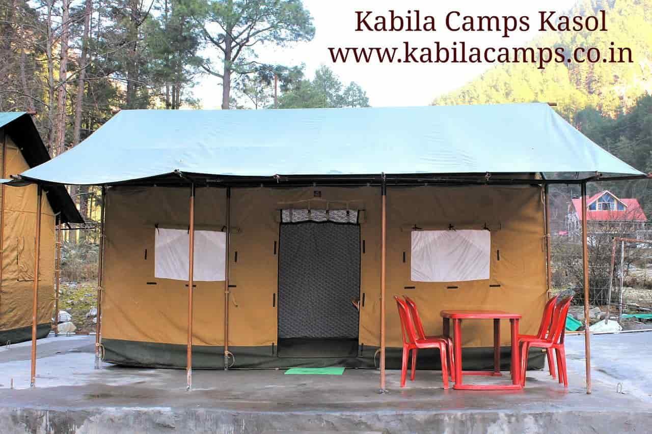 Kabila Camps