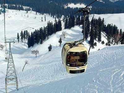Kashmir Splendors Package
