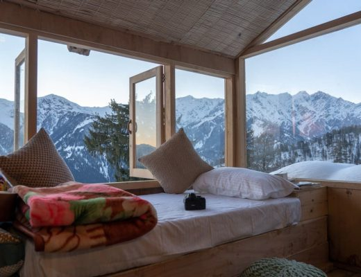 Get Close to Nature at Glamp Eco Stay in Manali