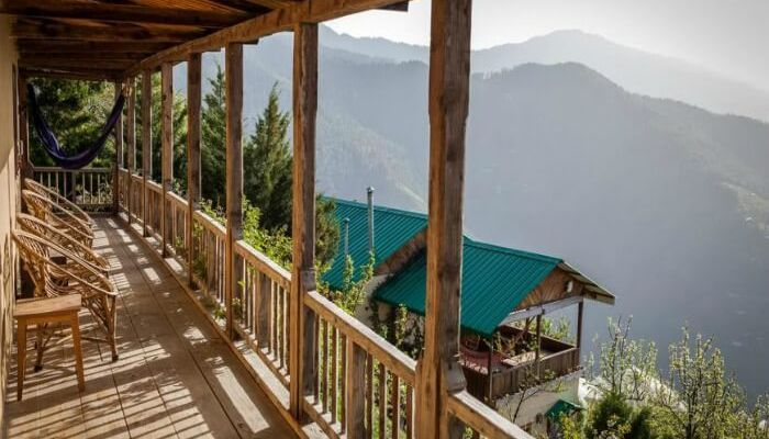 homestay in himachal