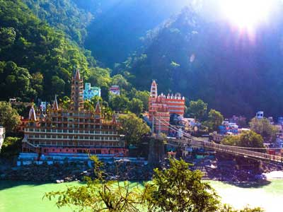Rishikesh Mussoorie Honeymoon Tour
