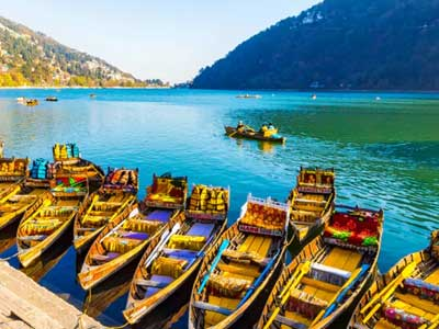 Nainital Corbett Honeymoon Tour