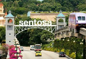 Universal Studio, Sentosa Island