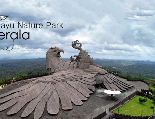 Stuff Your Eyes with The Wonders Because Jatayu Nature Park Is the New Reason to Visit Kerala