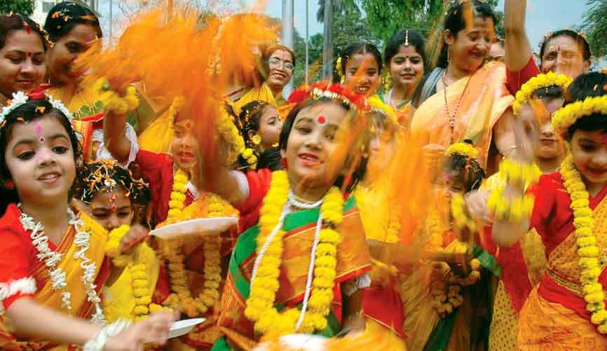 Folk Holi Purulia