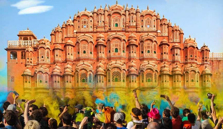Royal Holi Jaipur