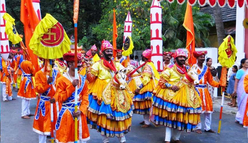 Shigmotsav, Goa