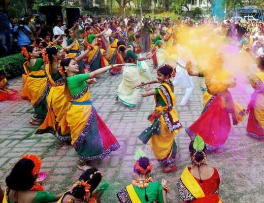 10 Best Places in India to Celebrate Holi in 2021