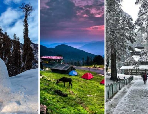10 Best Places to Visit in December In India in 2020 Winter