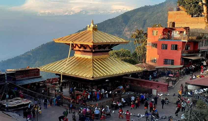 manakamana temple nepal
