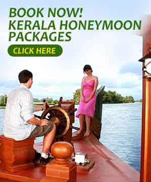 KERALA honeymoon