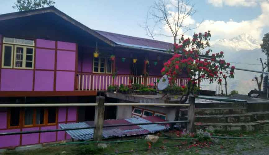 The Himalayan View Homestay