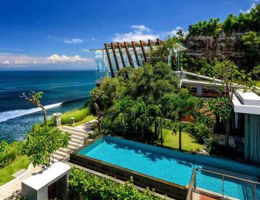 Ananatara Uluwatu Resort & Spa Bali With Your Partner On Honeymoon