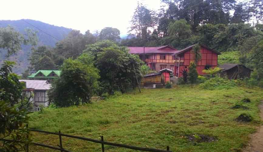 dungey homestay in sikkim