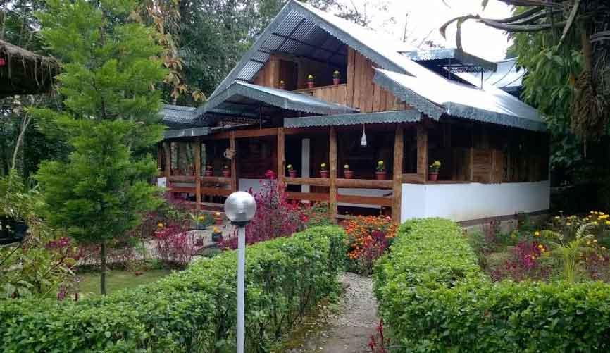 yuksom homestay sikkim
