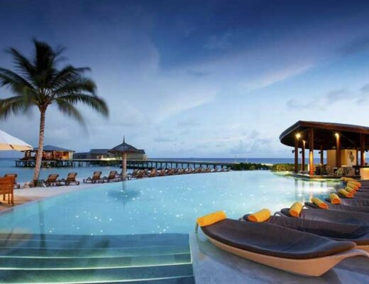 Centara Ras Fushi Resort & Spa in Maldives