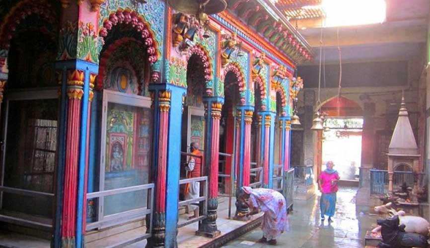 nageshwarnath temple ayodhya