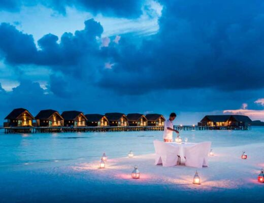 10 Best Places to Visit in Maldives for Honeymoon